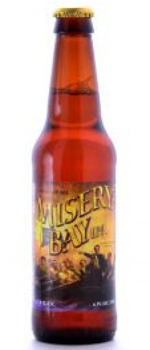 Misery Bay IPA by Erie Brewing Company in Pennsylvania, United States