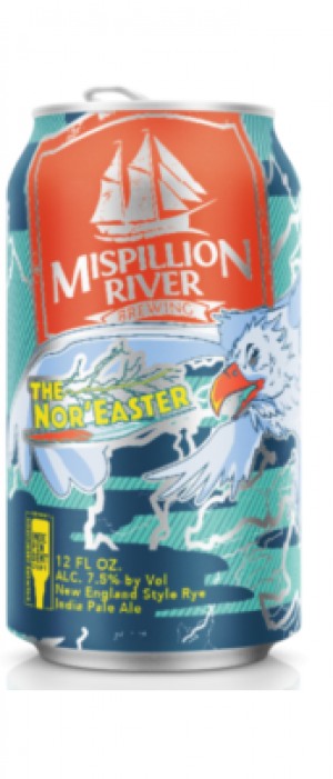 Nor'Easter by Mispillion River Brewing in Delaware, United States