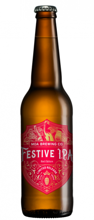 Festive IPA Red Edition