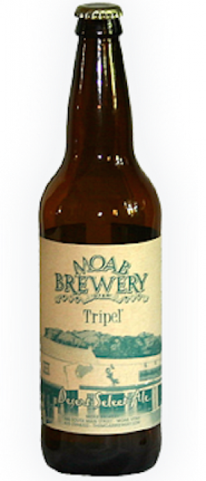 Desert Select Tripel by Moab Brewery in Utah, United States
