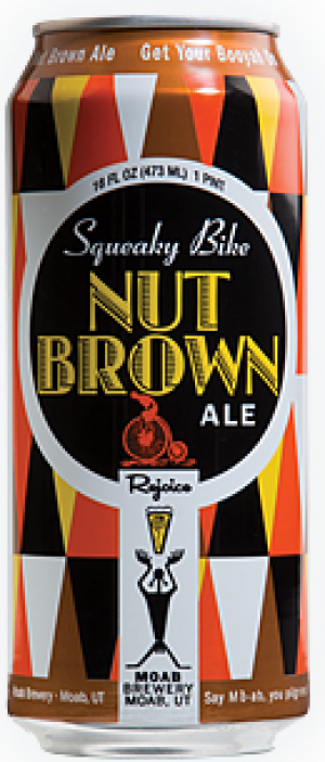 Squeaky Bike Nut Brown Ale