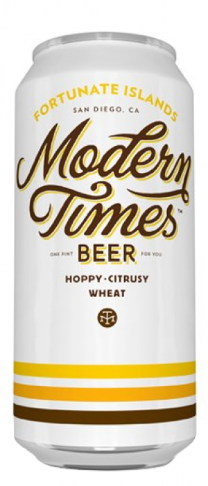 Fortunate Islands by Modern Times Beer in California, United States