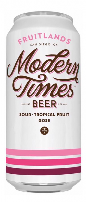 Fruitlands by Modern Times Beer in California, United States