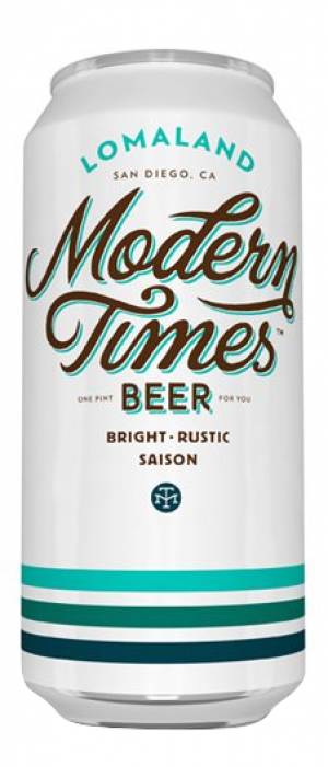 Lomaland by Modern Times Beer in California, United States