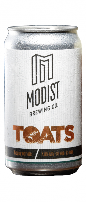 Toats by Modist Brewing Company in Minnesota, United States