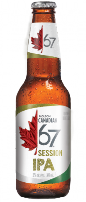 Canadian 67 Session IPA