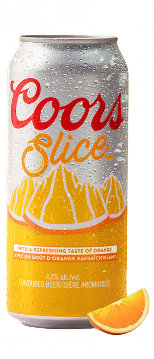Coors Slice by Molson Coors in Colorado, United States