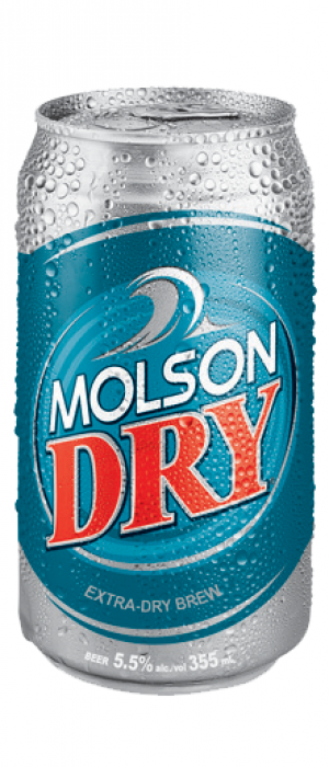 Molson Dry by Molson Coors in Colorado, United States