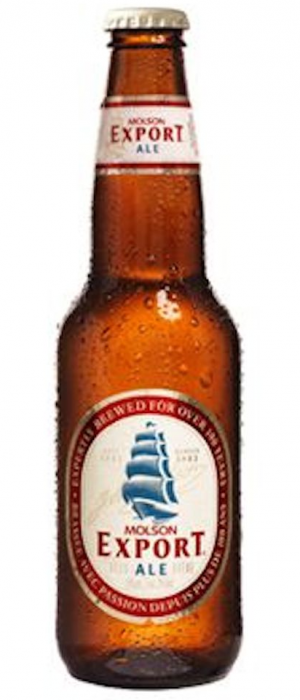 Molson Export Ale by Molson Coors in Colorado, United States