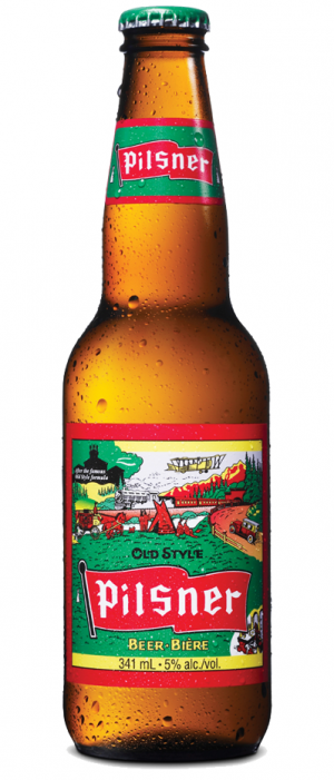 Old Style Pilsner by Molson Coors in Colorado, United States