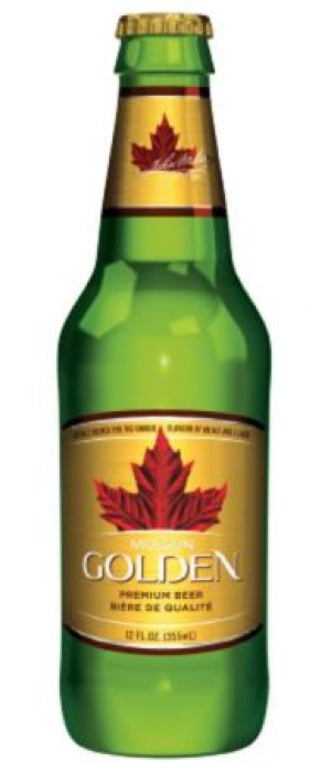Molson Golden Ale by Molson Coors in Colorado, United States