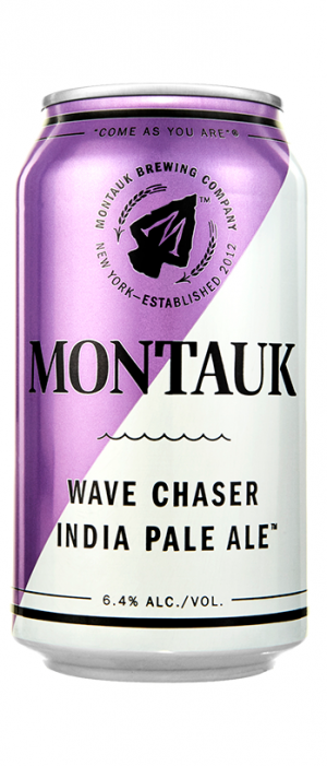 Wave Chaser IPA by Montauk Brewing Company in New York, United States