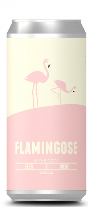Flamingose by Moody Ales in British Columbia, Canada
