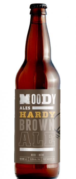 Hardy Brown Ale