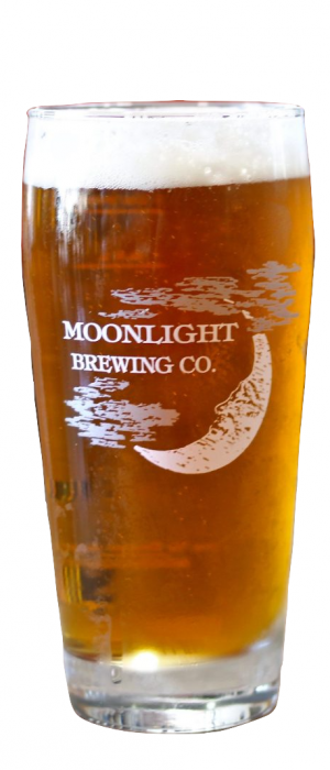Lunatic Lager by Moonlight Brewing Company in California, United States