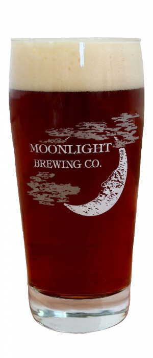 Twist Of Fate Bitter Ale by Moonlight Brewing Company in California, United States