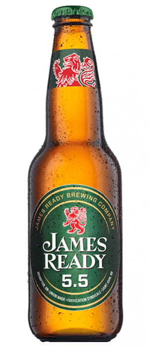 James Ready 5.5 by Moosehead in New Brunswick, Canada