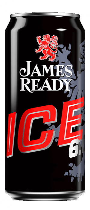 James Ready Ice 6.0 by Moosehead in New Brunswick, Canada