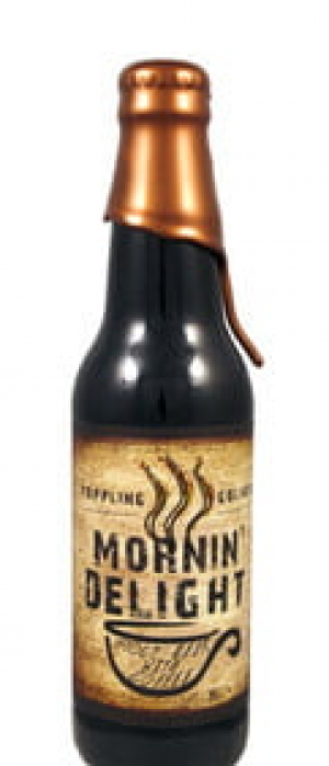 Mornin' Delight Imperial Stout by Toppling Goliath Brewing Company in Iowa, United States
