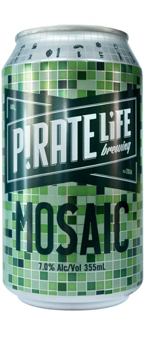 Mosaic by Pirate Life Brewing in South Australia, Australia