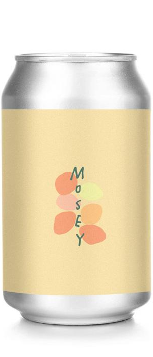 Mosey by Slake Brewing in Ontario, Canada