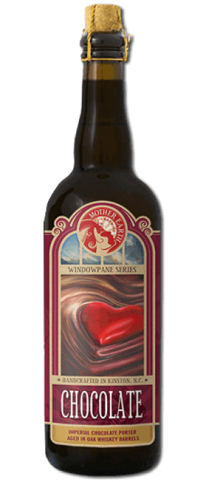 Chocolate by Mother Earth Brewing Company in North Carolina, United States