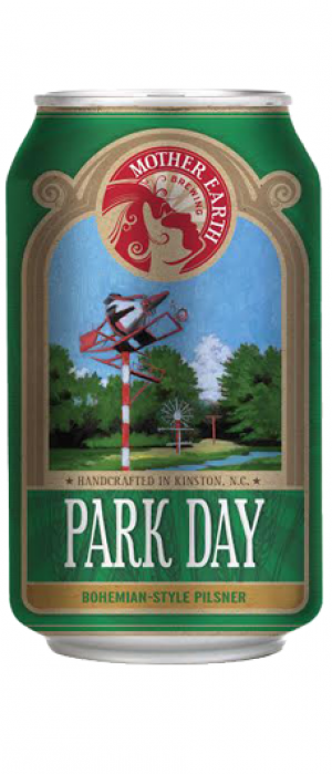 Park Day by Mother Earth Brewing Company in North Carolina, United States