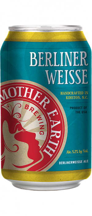 Berlinerweisse by Mother Earth Brewing Company in North Carolina, United States