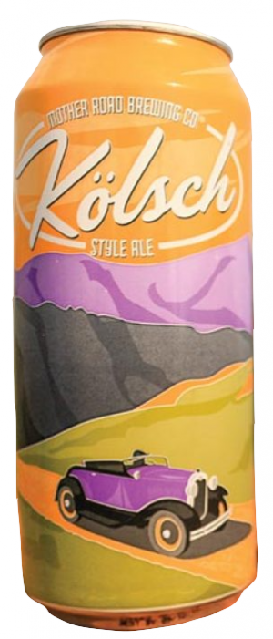 Kölsch Style Ale by Mother Road Brewing Company in Arizona, United States