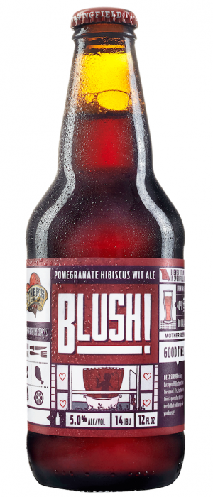 Blush! by Mother's Brewing Company in Missouri, United States