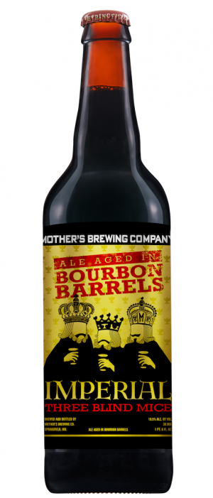 Bourbon Barrel Imperial 3BM by Mother's Brewing Company in Missouri, United States