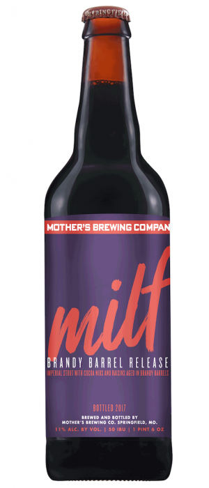 Brandy MILF by Mother's Brewing Company in Missouri, United States