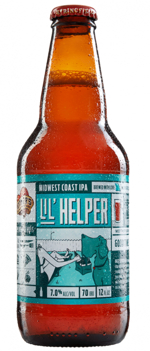 Lil' Helper by Mother's Brewing Company in Missouri, United States