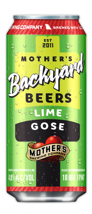 Lime Gose by Mother's Brewing Company in Missouri, United States