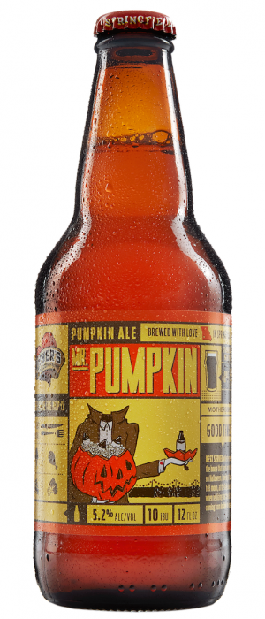 Mr. Pumpkin by Mother's Brewing Company in Missouri, United States
