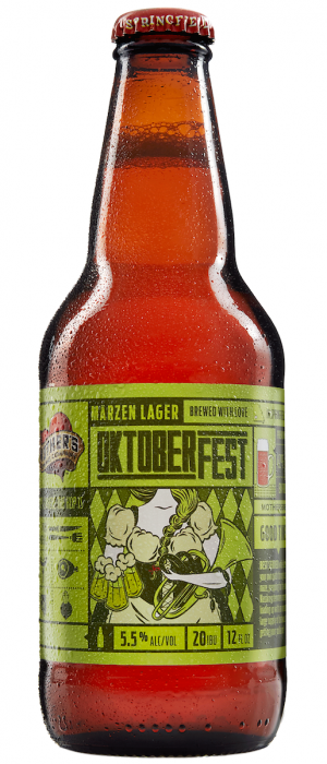 Oktoberfest by Mother's Brewing Company in Missouri, United States
