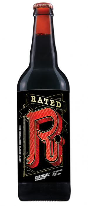 Rated R by Mother's Brewing Company in Missouri, United States