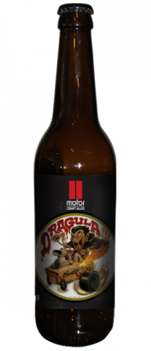 Dragula by Motor Craft Ales in Ontario, Canada