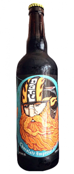 Chocolate Datil Pepper Imperial Porter by Motorworks Brewing in Florida, United States
