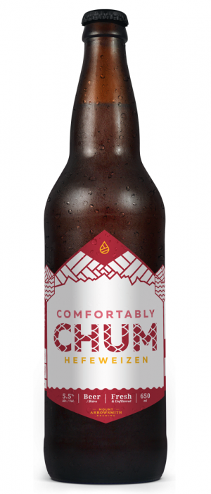 Comfortably Chum by Mount Arrowsmith Brewing Company in British Columbia, Canada