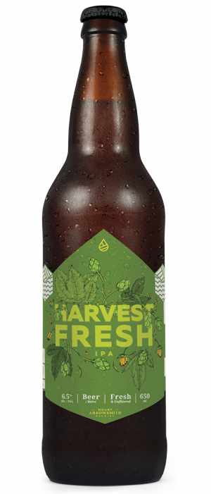 Harvest Fresh by Mount Arrowsmith Brewing Company in British Columbia, Canada