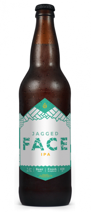 Jagged Face by Mount Arrowsmith Brewing Company in British Columbia, Canada