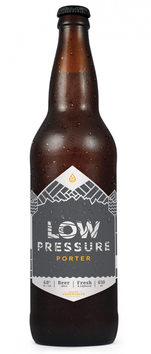 Low Pressure by Mount Arrowsmith Brewing Company in British Columbia, Canada