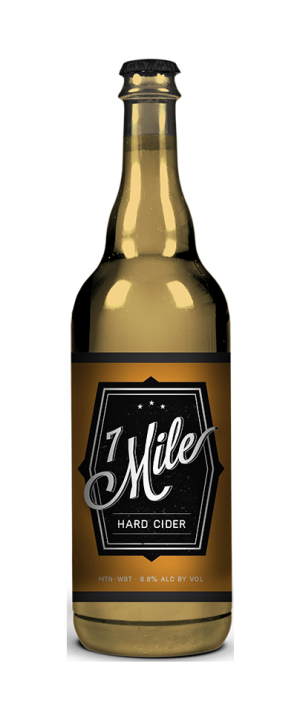 7 Mile by Mountain West Hard Cider Co. in Utah, United States