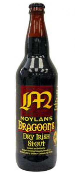 Dragoons Dry Irish Stout