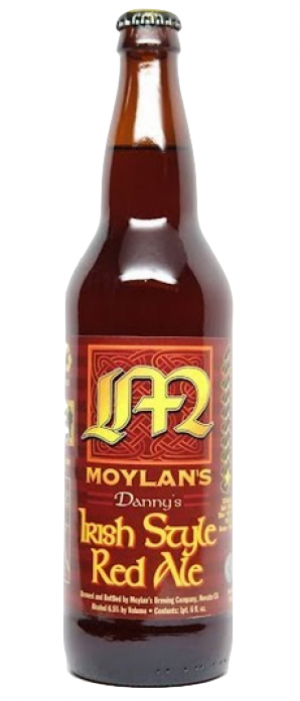 Irish Style Red Ale by Moylan's Brewery & Restaurant in California, United States