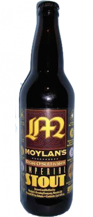 Ryan Sullivan's Mocha Imperial Stout by Moylan's Brewery & Restaurant in California, United States