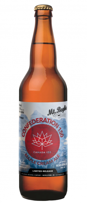 Confederation 150 Maple Cream Ale