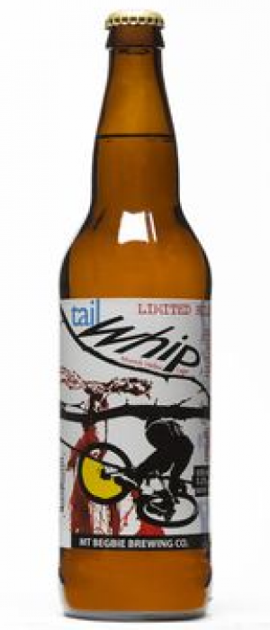 Tail Whip by Mt. Begbie Brewing Co. in British Columbia, Canada