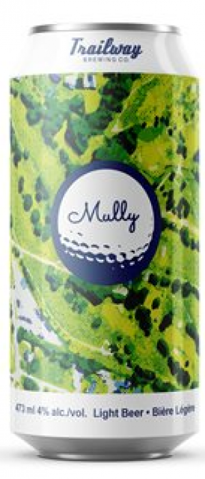 Mully by Trailway Brewing Co. in New Brunswick, Canada